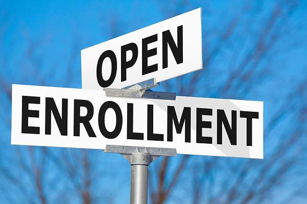 open enrollment sign for medicare.jpeg