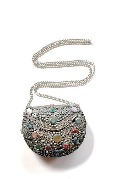 Bejeweled Sajai Clutch Purse