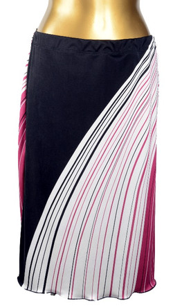 Embolden Silk Jersey Skirt