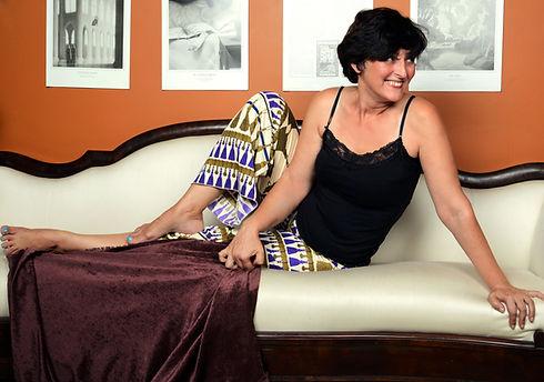 Royalty Silk Jersey Lounge Pants