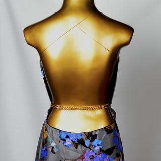 Papier Decoupe Dress