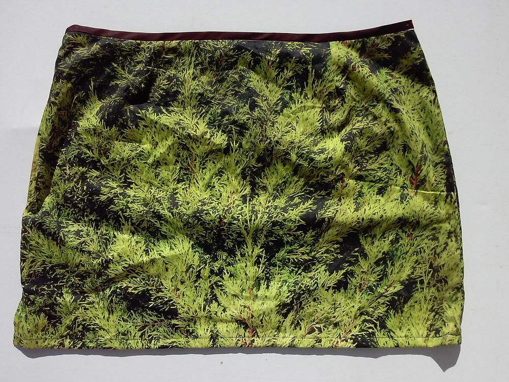 Greenery Organic Cotton Skirt