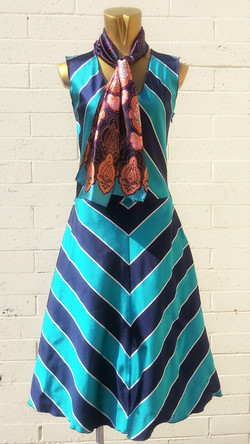 turquoise-dress