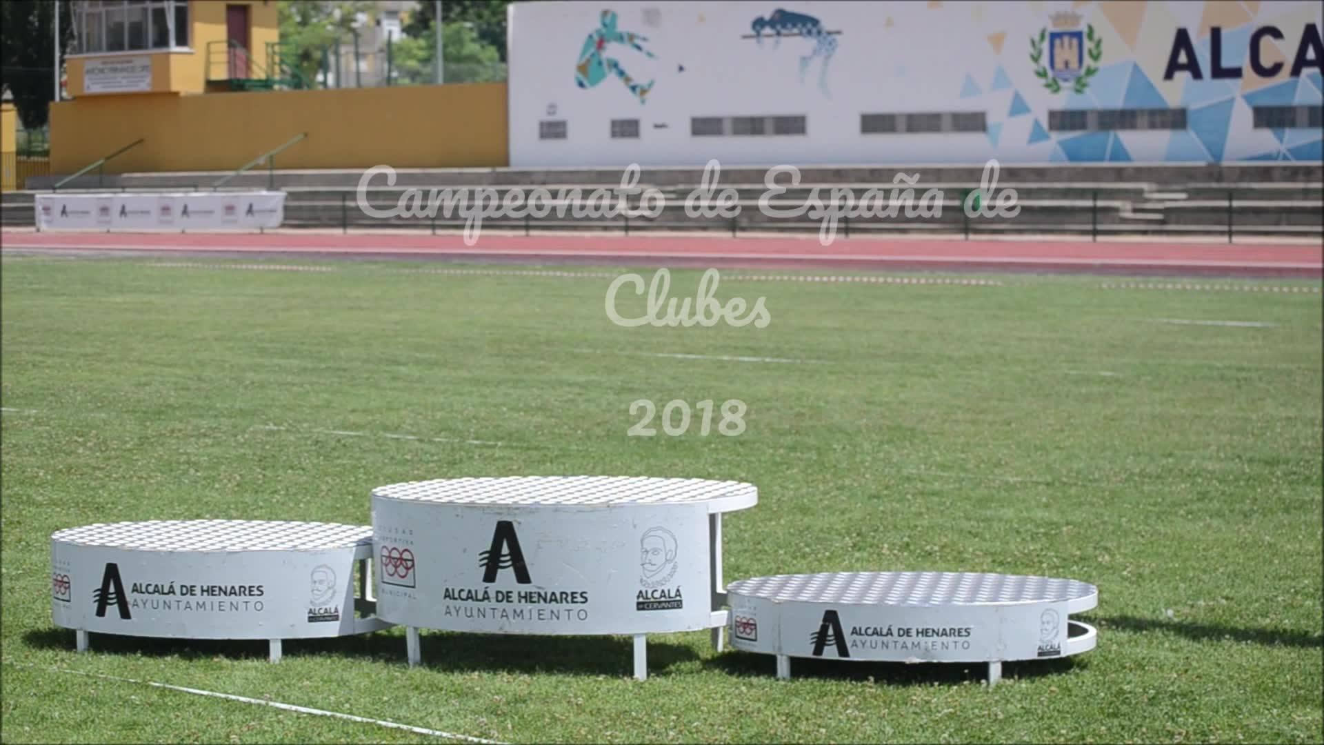 Campeonato España clubes de tiro con arco 2018