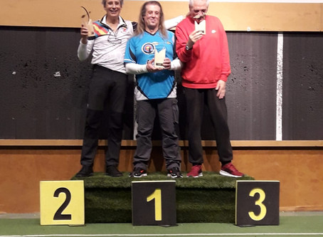 Campeonato de Madrid Indoor