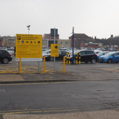 Redevelopment of car parks