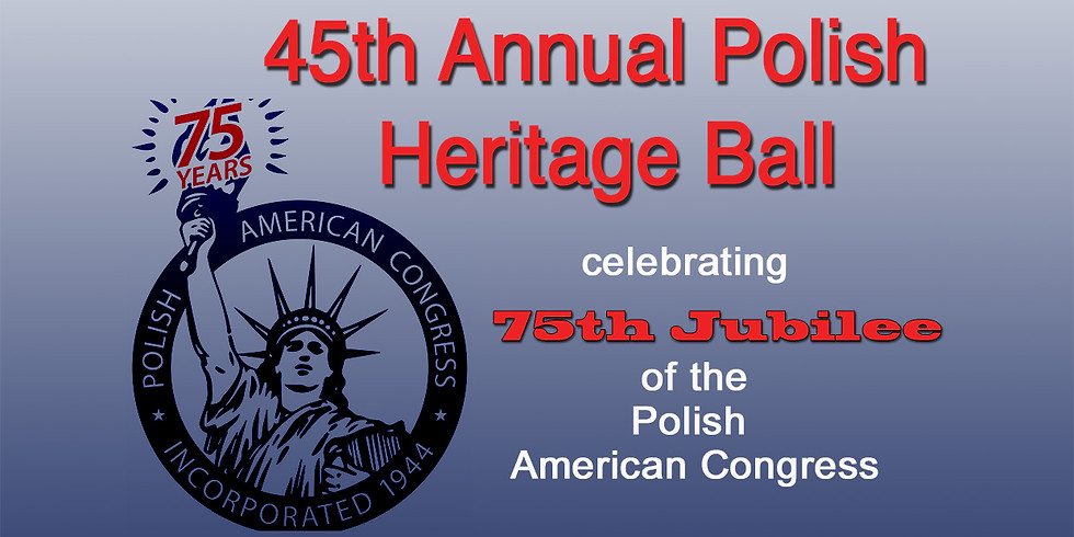 45th Annual Polish Heritage Ball