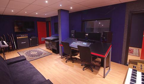 PAS Media Academy Recording Studio