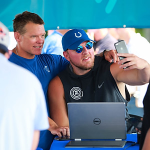 Pat McAfee Sirius XM Show: Colts Camp