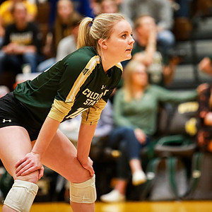 Colorado State Volleyball vs Wyoming