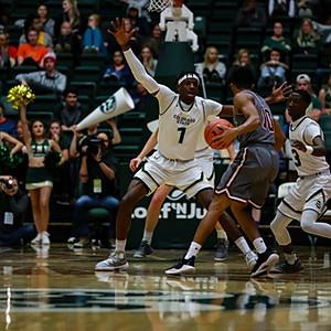CSU Basketball vs SIU