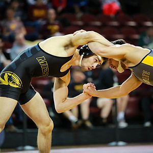 MAC Championships: Mizzou Wrestling 1st round and practice