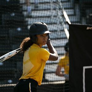 Mizzou Softball Practice 9/19