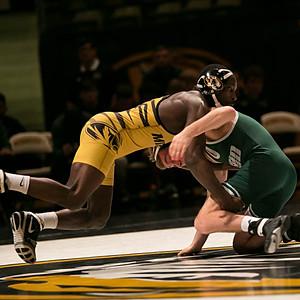 Mizzou Wrestling vs Ohio University