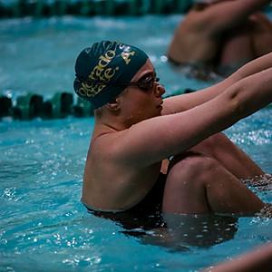 Colorado State Swimming vs Northern Colorado