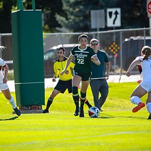 Colorado State Soccer vs Gonzaga