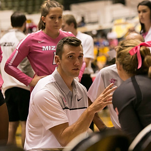 Mizzou Volleyball Vs. Mississippi State