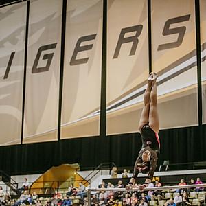 Mizzou Gymnastics vs Arkansas