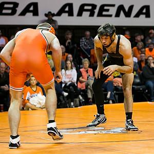 Mizzou Wrestling vs Oklahoma State