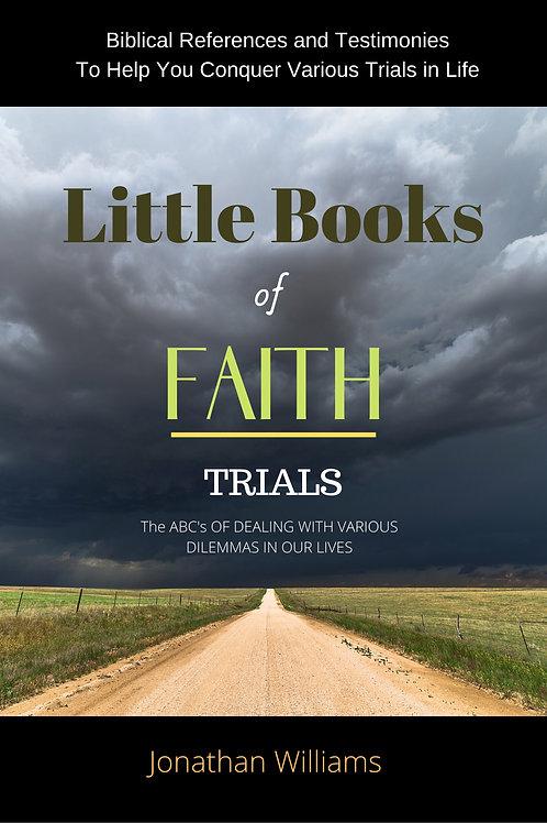 "Little Books of FAITH - ""TRIALS"""