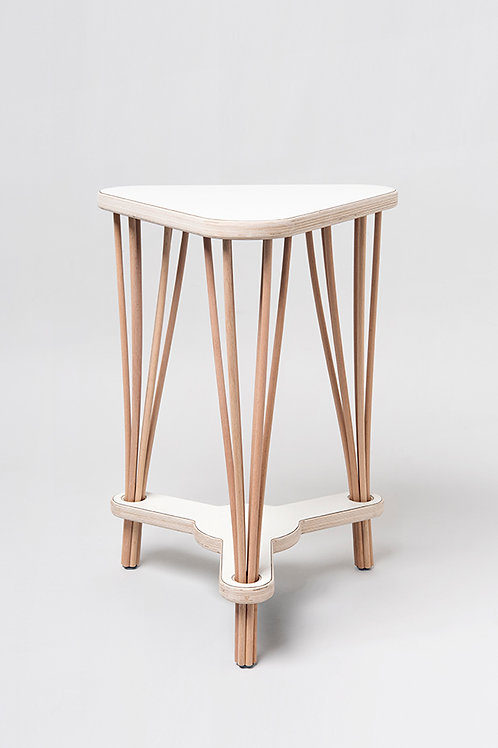 Rods side table