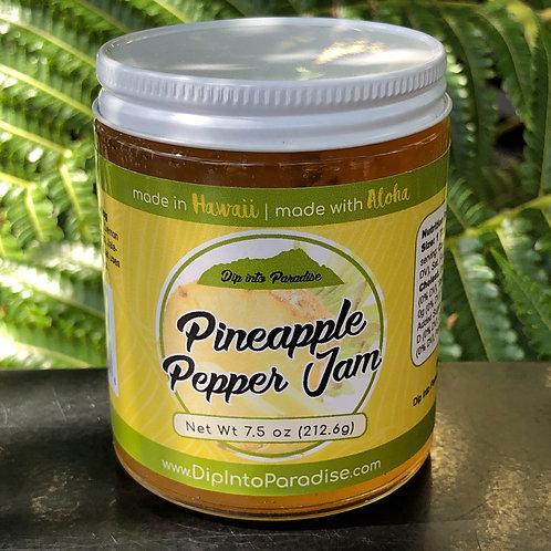 Pineapple Pepper Jam