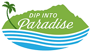 Dip Into Paradise Hawaii Logo