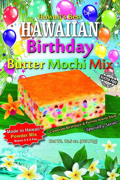 HAWAIIAN BIRTHDAY BUTTER MOCHI MIX