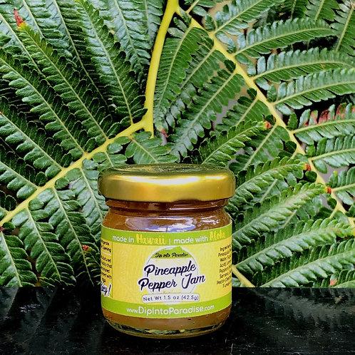 Mini Pineapple Pepper Jam