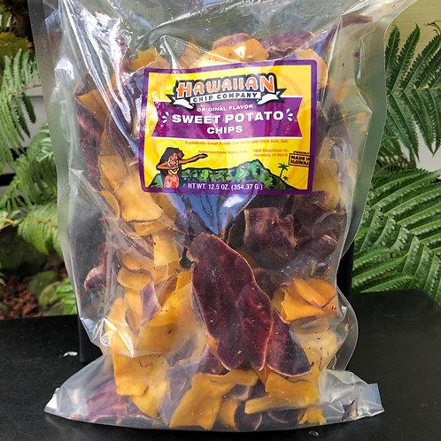 Sweet Potato Chips 12.5 oz