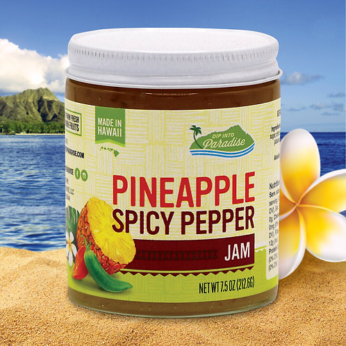Pineapple Pepper Jam