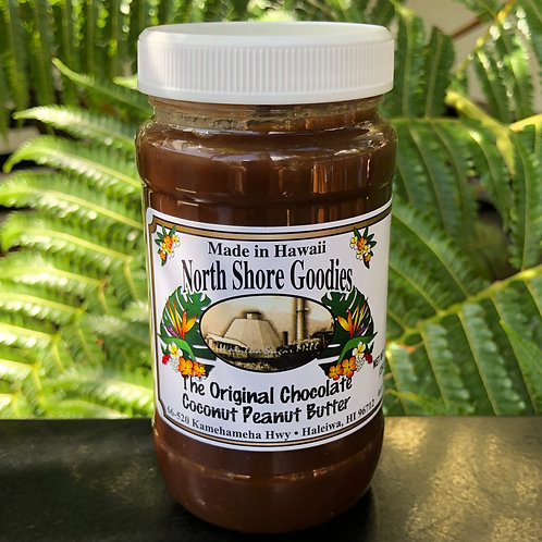 Chocolate Coconut Peanut Butter 8oz