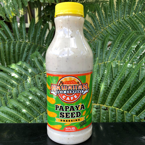Papaya Seed Dressing