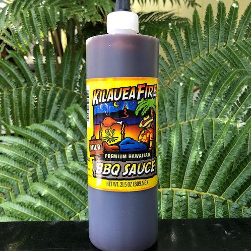 Kilauea Fire Hawaiian Hot Sauce - Mild 21.5oz