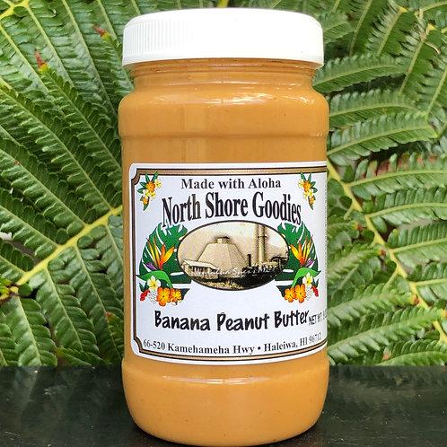 Banana  Peanut Butter 8oz
