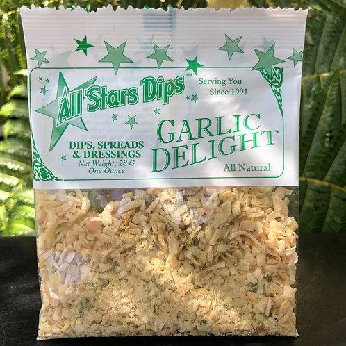Garlic Delight Dip