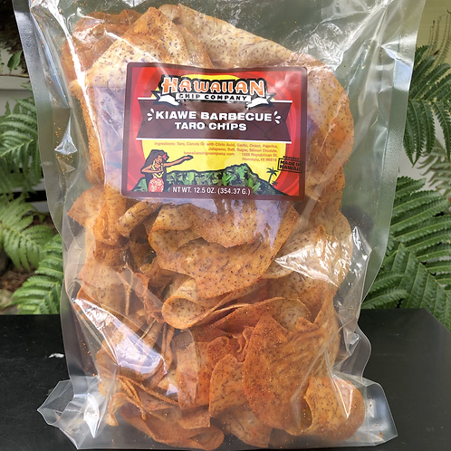 Kiawe Barbecue Taro Chips 12.5oz