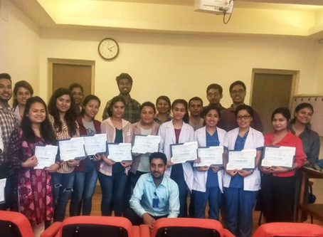Training workshop on Research Proposal Writing & Development