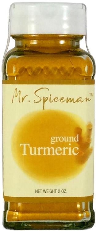 Gourmet Ground Turmeric