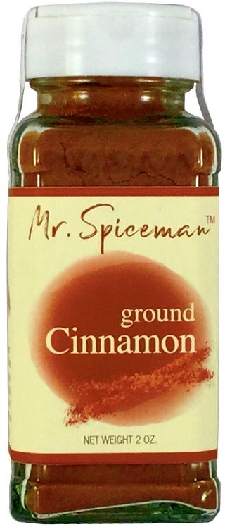 Gourmet Ground Cinnamon