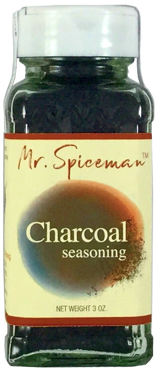 Gourmet Charcoal Seasoning