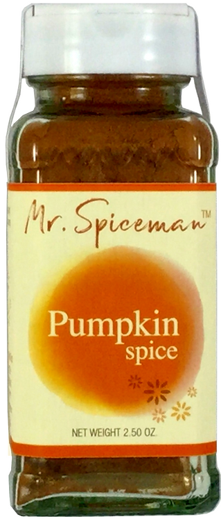 Gourmet Pumpkin Spice