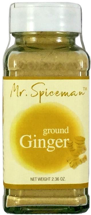 Gourmet Ground Ginger