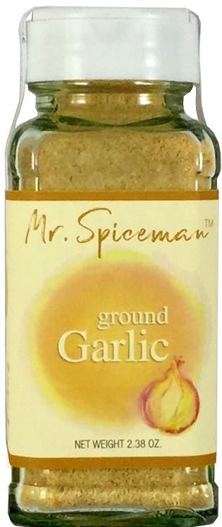 Gourmet Ground Garlic