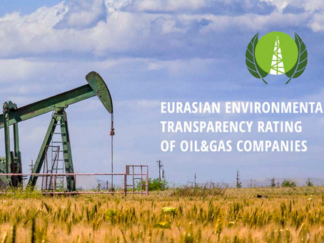 WWF and CREON Group presented first Eurasian ecological rating of oil and gas companies