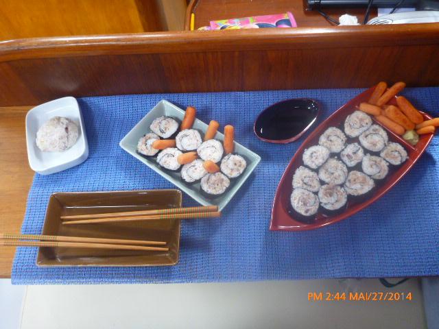 Namaste japanese dinner