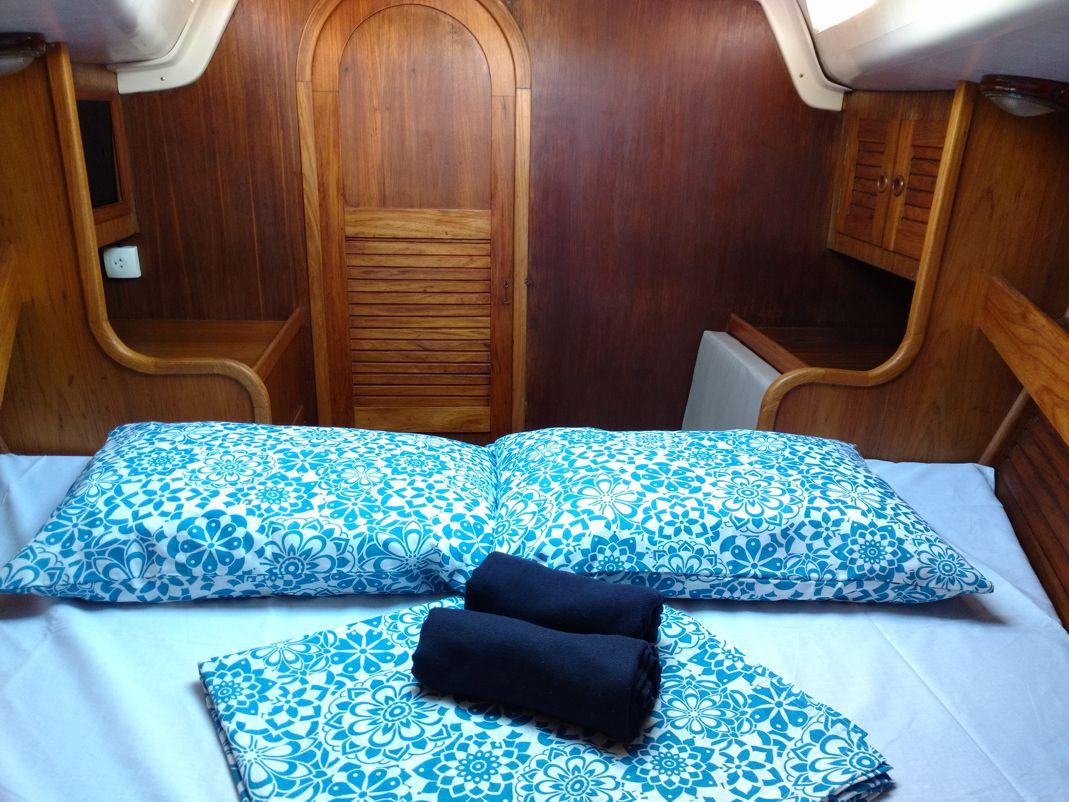 Samoa 35 cabin