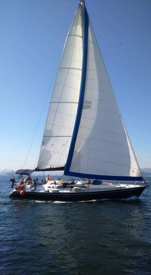 MB 45 Sailing