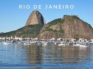 Rio de Janeiro Sail Charter