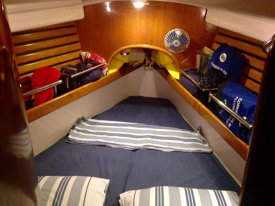 bow cabin